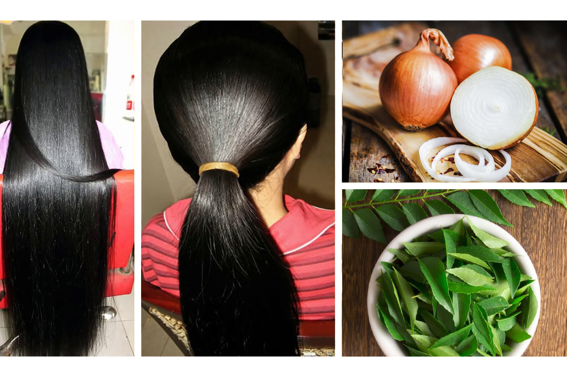 Onion Hair Mask Benefits