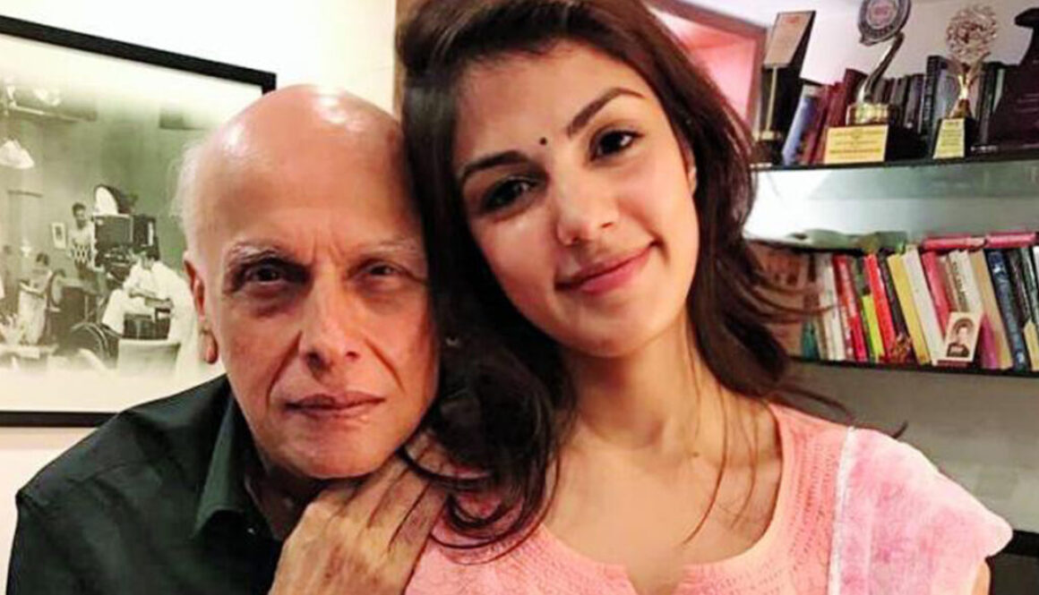 WhatsApp chats between Mahesh Bhatt And Rhea Chakraborty on 8th June the day she left Sushant Singh Rajput's residence have been obtained.